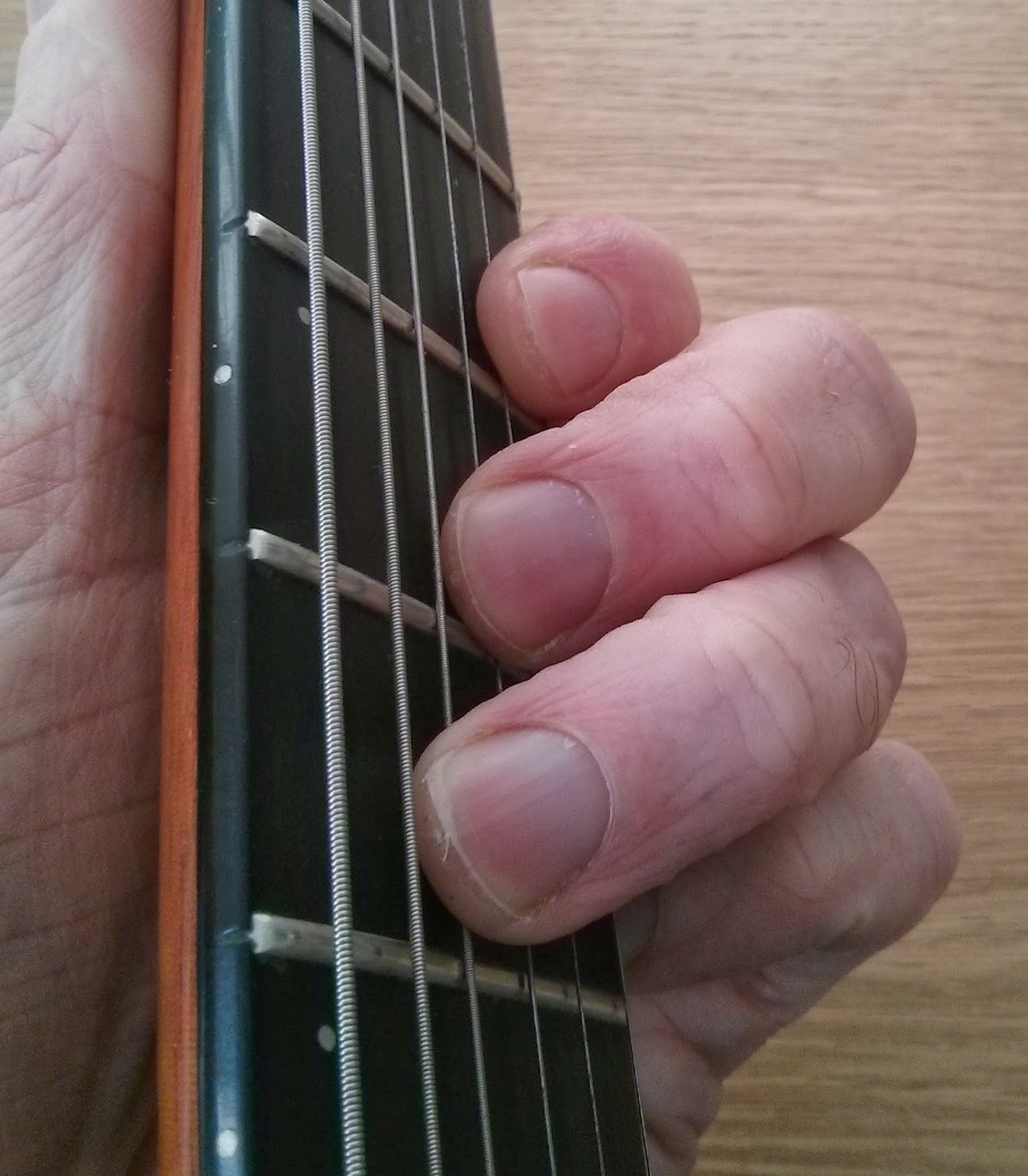 A New Guitar Chord Every Day G Guitar Chord Ab Guitar Chord