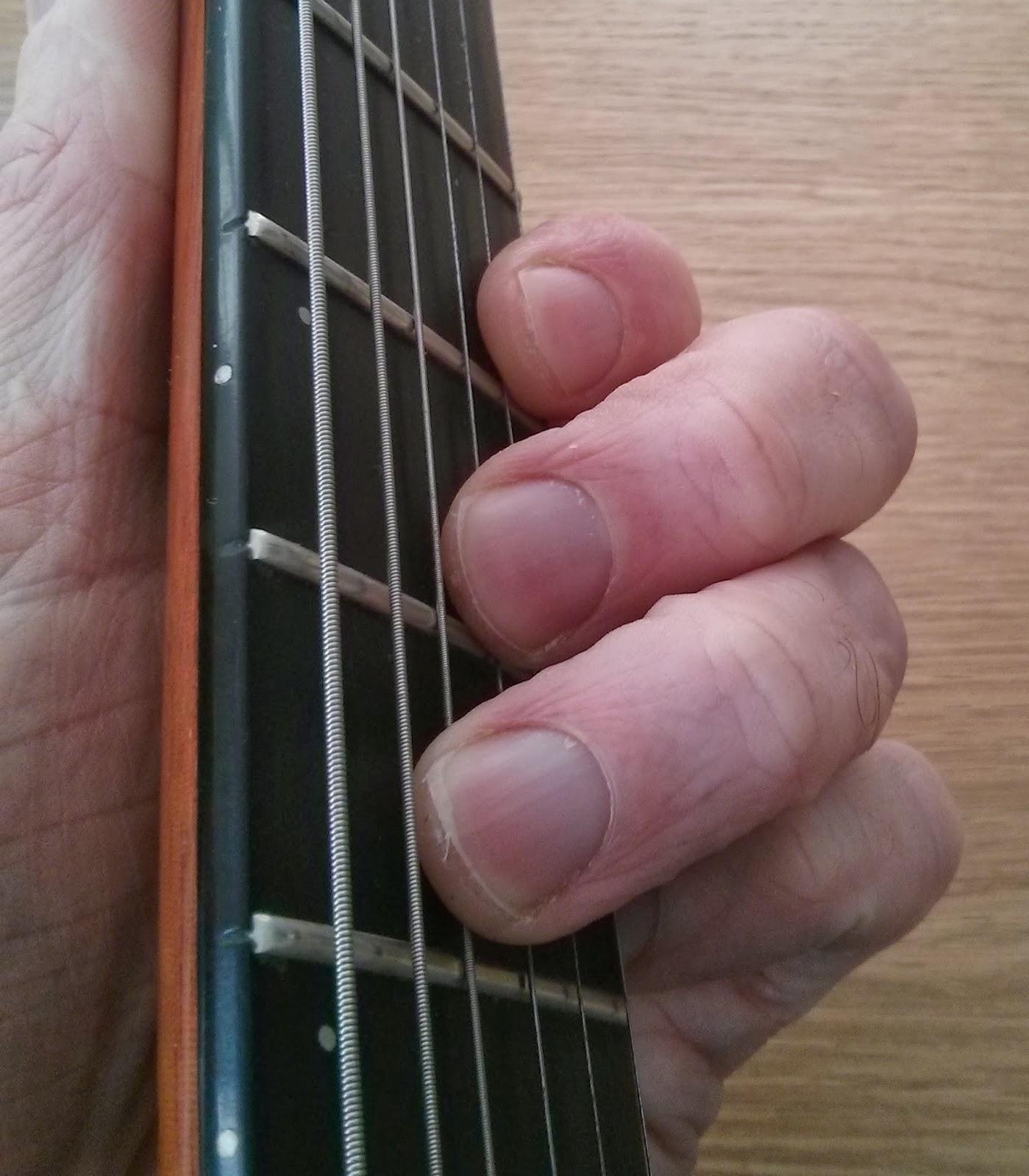 Abguitar chord