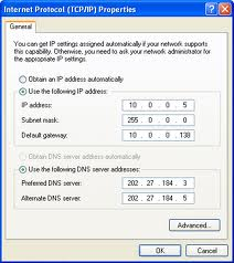 Access Blocked Sites By Changing DNS Server