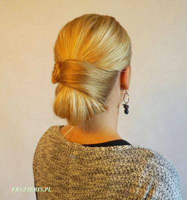 fryzura ślubna 93