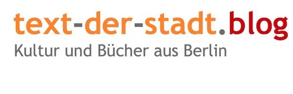 text der stadt I blog aus berlin