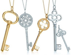 I (L) Tiffany Keys
