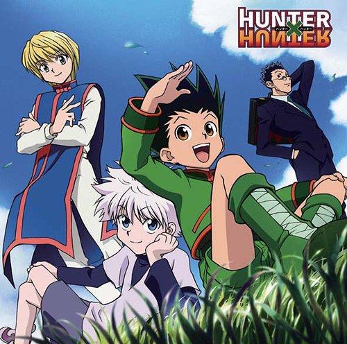 Hunter x Hunter [Banda Sonora] [Descarga Directa] Departure%2521