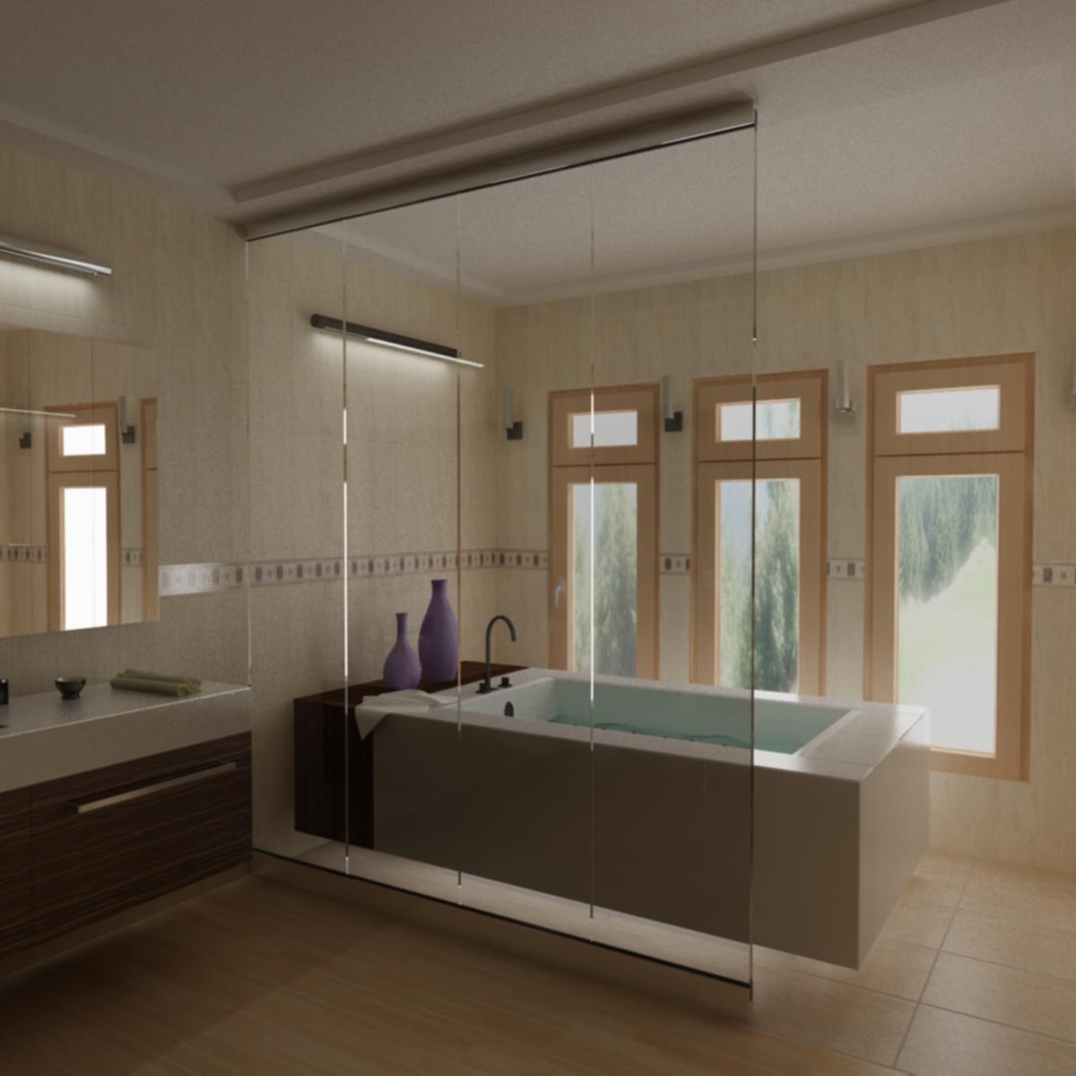 A desing proyecto ba o para casa habitacion - Proyectos de banos ...