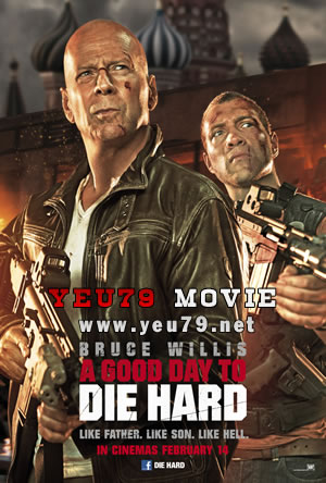 A Good Day To Die Hard ...