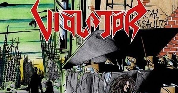 Violator - Annihilation Process