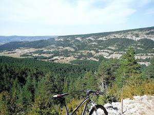 Bosques de Fortanete, GR 8.