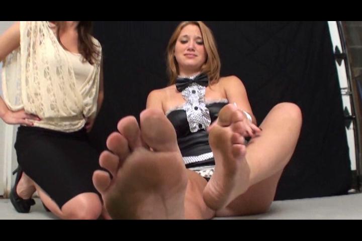 filthy feet