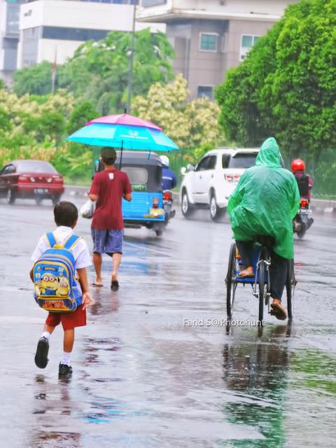 foto hujan, street fotografi