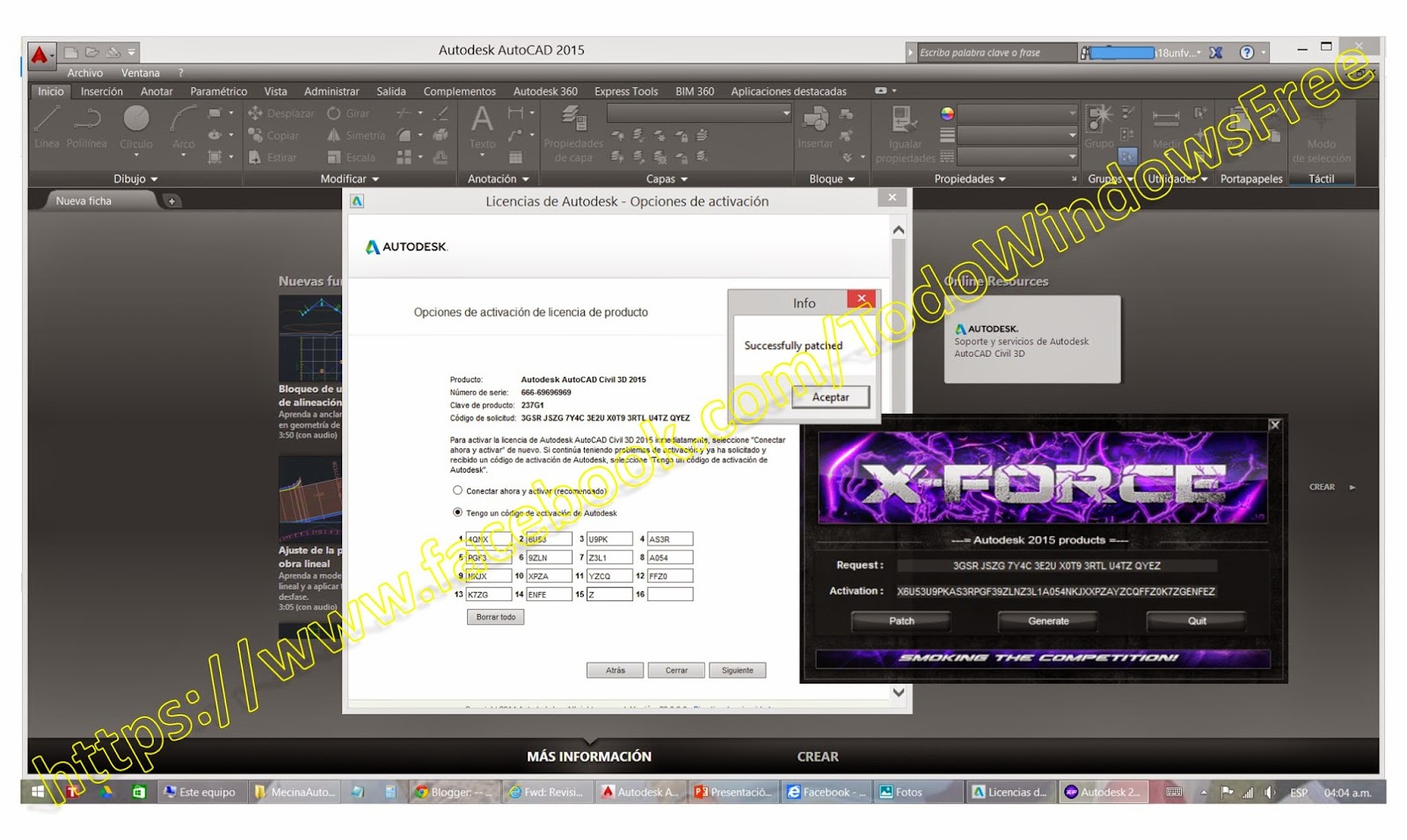 Xforce Keygen Autocad 2015 64 Bit Windows 8 2016 | voicesinhead.com