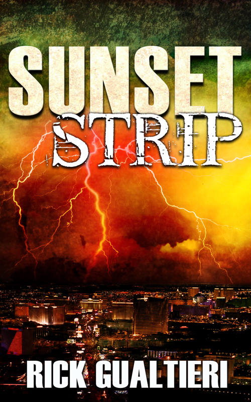 Sunset Strip - The Tomes of Bill Collection [1-5] unb Audible 32k - Rick Gualtieri