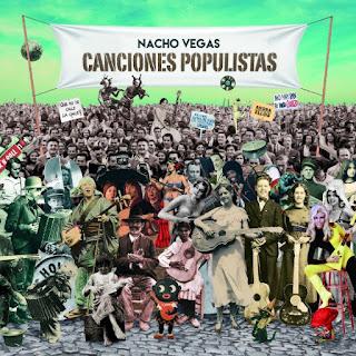 Nacho Vegas Canciones populistas EP