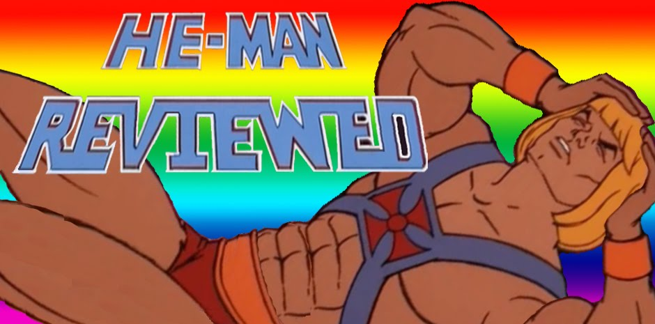 He-Man Reviewed