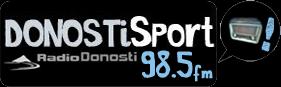 DonostiSport · Radio Donosti · 98.5 FM