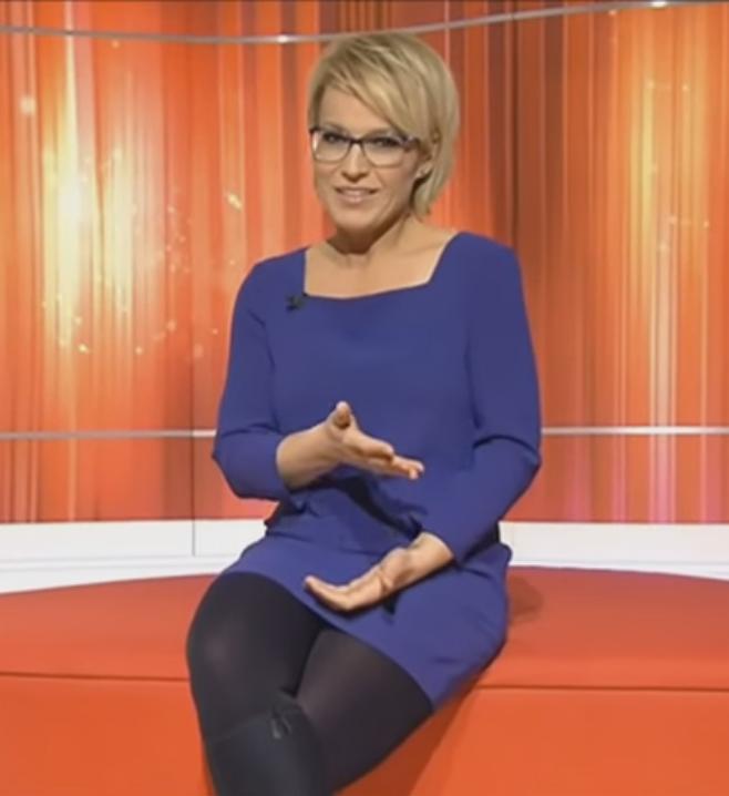 THE BLOG CROSSES THE OCEAN TO HIGHLIGHT ZDF'S ANDREA BALLSCHUH