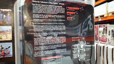 Motorola Talkabout 2-way radios MT351R