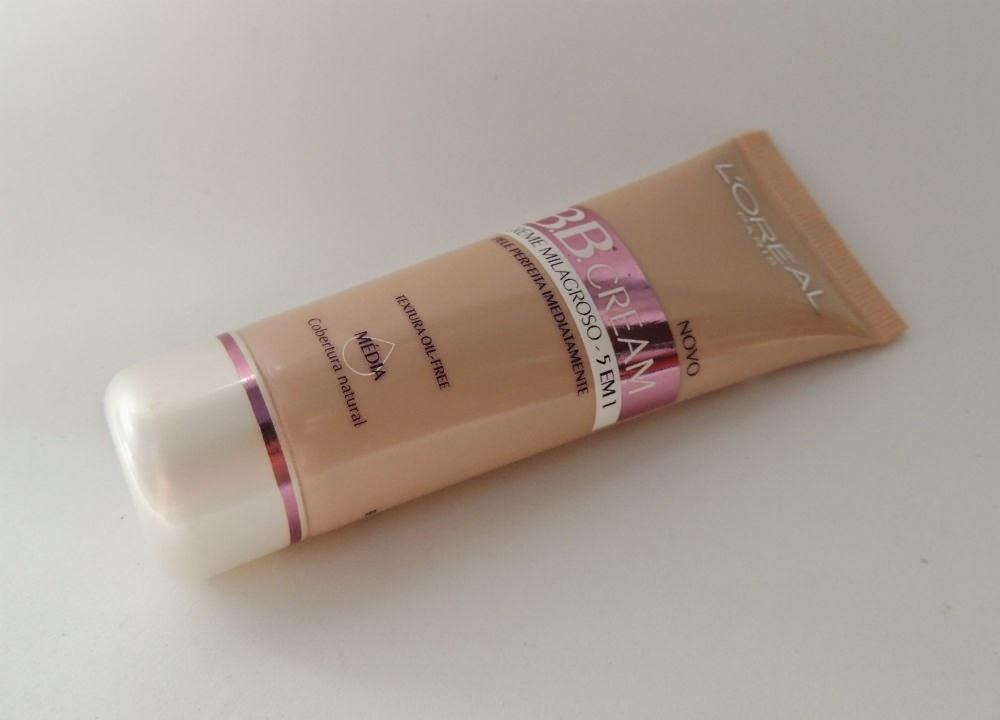Resenha: BB Cream L'oréal na Cor Média