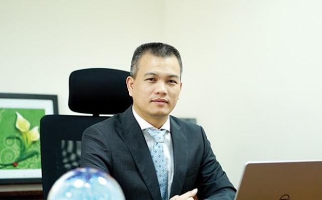 Ông Phạm Hải Đăng trả lời phỏng vấn