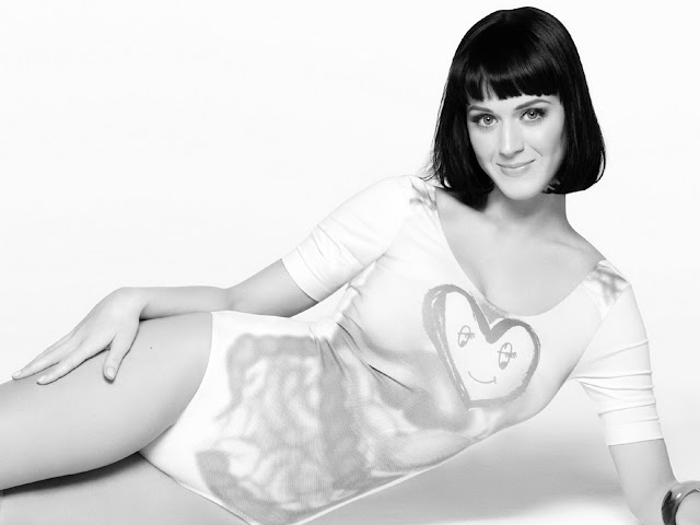 Katy Perry Sexy Busty Daniel Jackson Hot Photoshoot