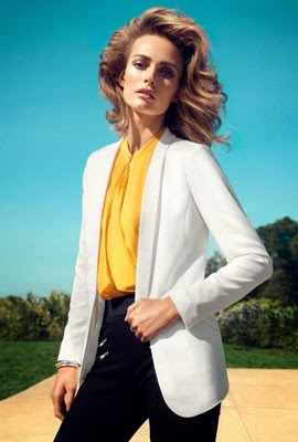 moda primavera 2014 H&M mujer