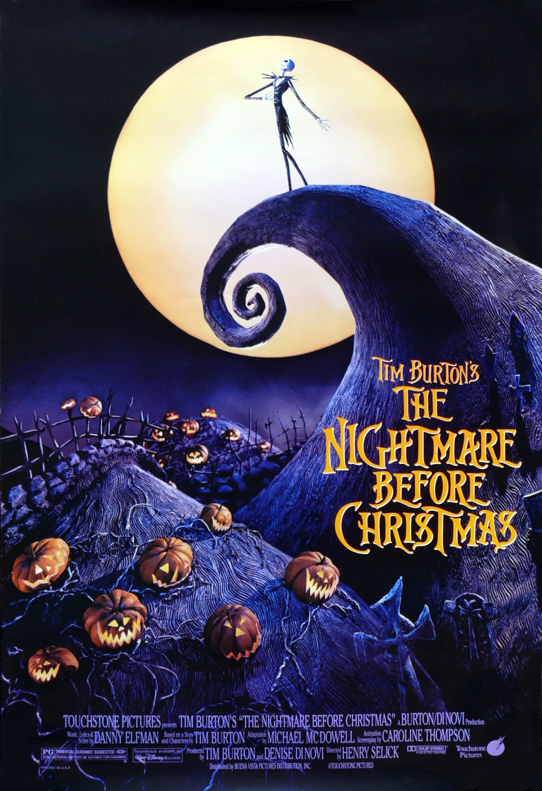 Nightmare Before Christmas Cupcakes - vegan, gluten-free, nut-free ...