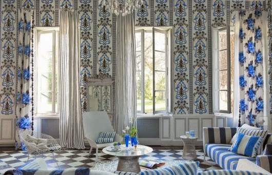 the dos and donts of pattern in interior spaces - Patterns In Interior Design