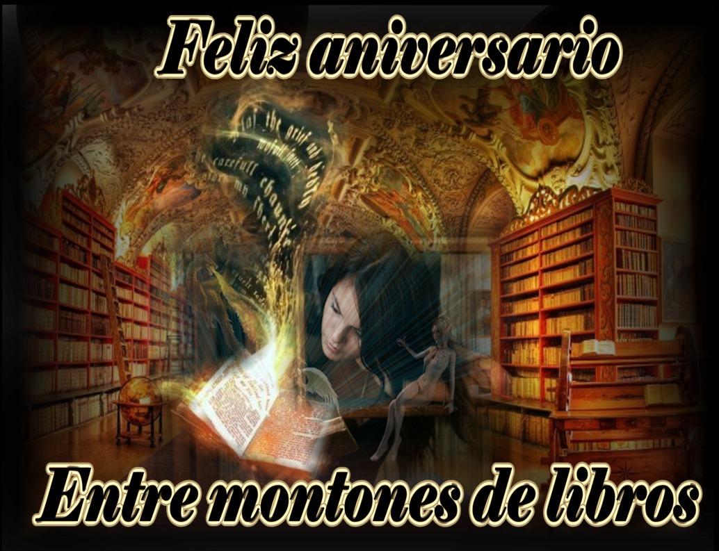Especial 7º Aniversario L@S Aniversario+entrelibros