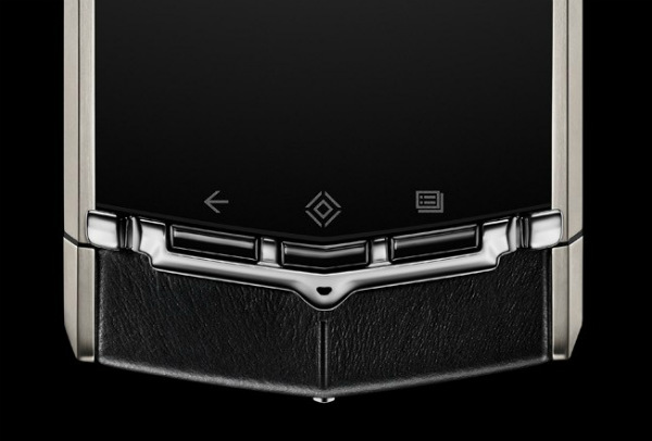 Vertu Ti £14,000 Luxury Android Phone