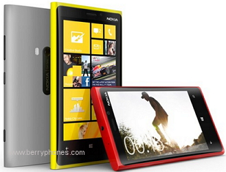 Nokia Lumia 920 - Spesifikasi dan Review2