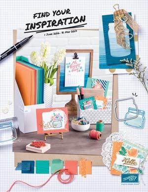 Stampin' Up! Catalogue