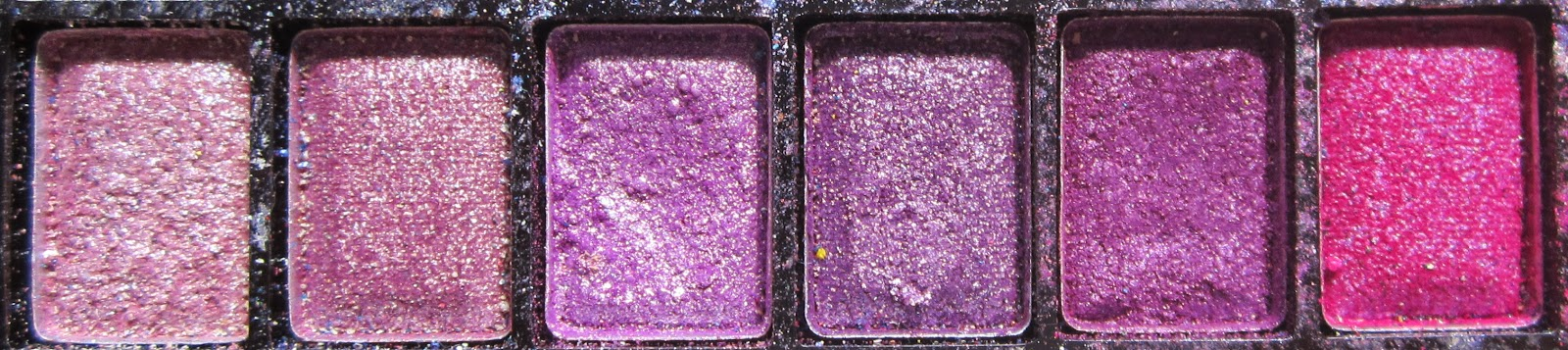 radiant orchid palette ombretti