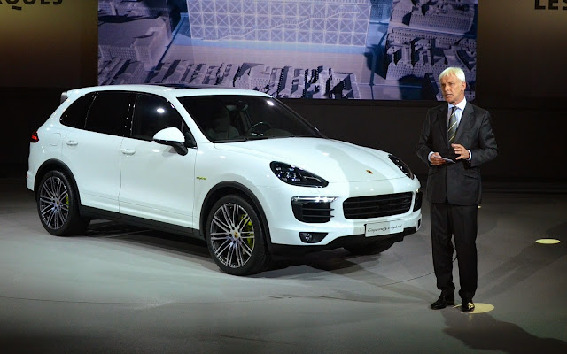 2016 Porsche Cayenne Price and Release Date