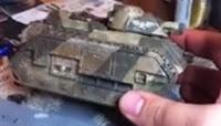 Hellhound de la Guardia Imperial