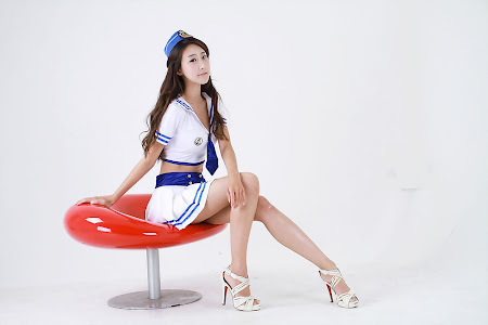 Park Hyun Sun, Sailor Girl 09