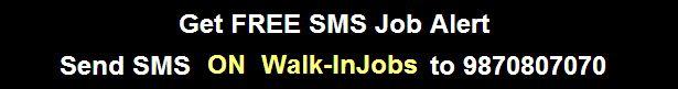 SMS Job Alert