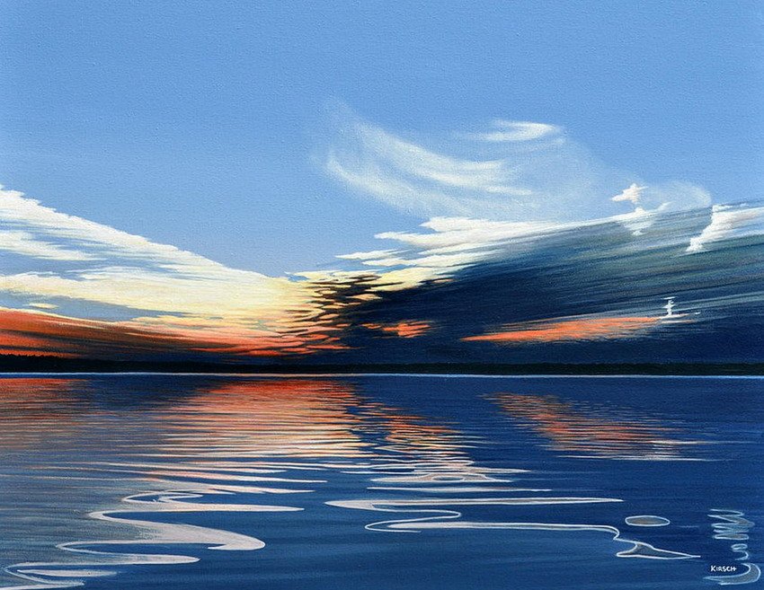 Im genes arte pinturas pinturas hiperrealistas paisajes - Pintar en lienzo para principiantes ...