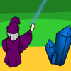 wizard typing free typing game
