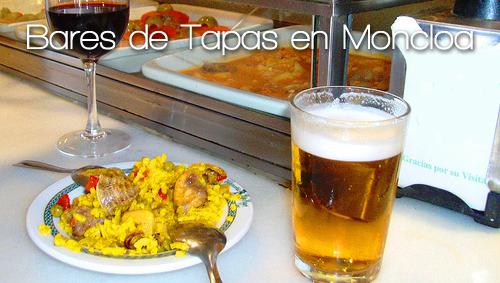 Bares de Tapas Baratas en Moncloa
