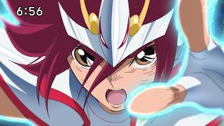 Saint Seiya Omega Episodio 01