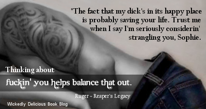 Ruger ~ Reaper's Legacy