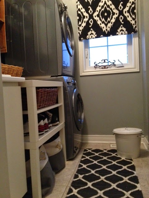 Laundry Room - IKEA HACK