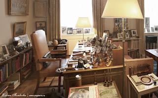 Королевский кабинет в Амалиенборге, Копенгаген