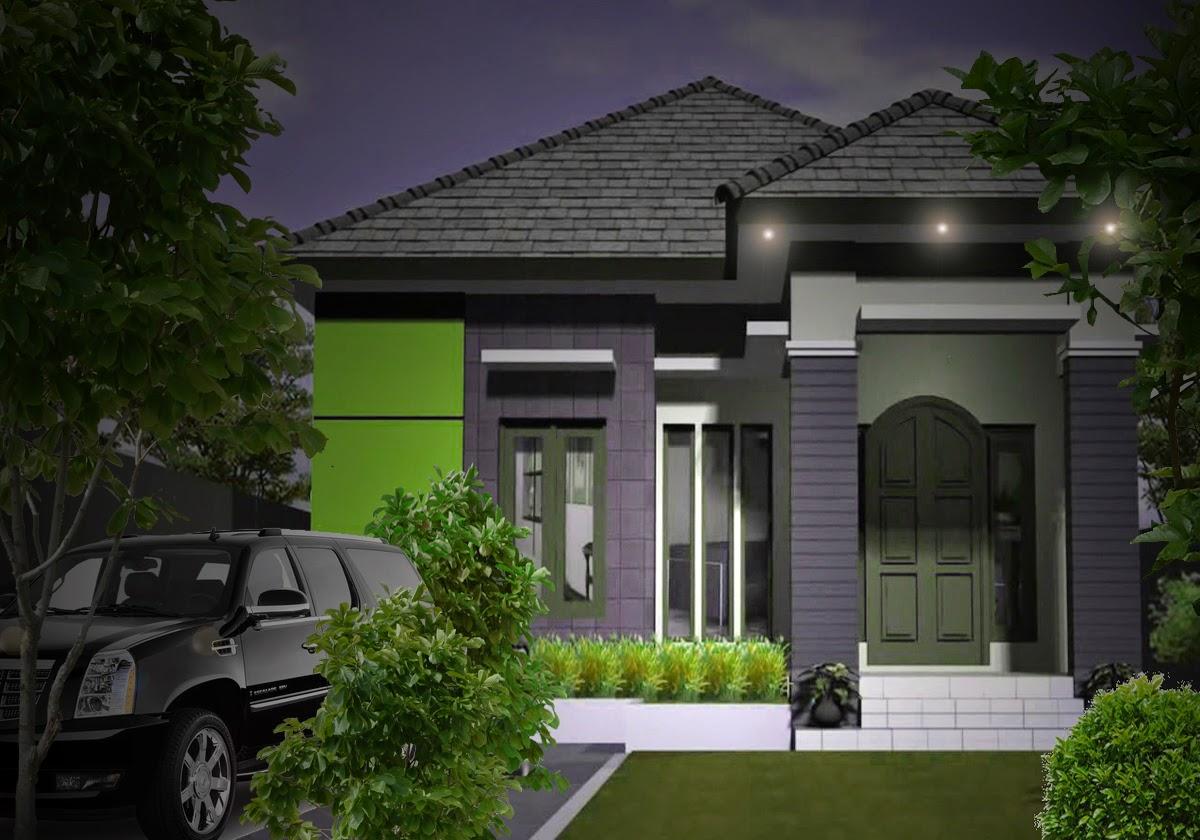 Desain Rumah Minimalis 1 Lantai 3 Kamar Terbaru Rumah Minimalis