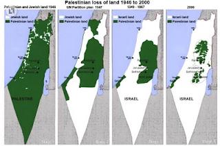 Foto Palestina Sebelum Dan Sesudah Dijajah Israel