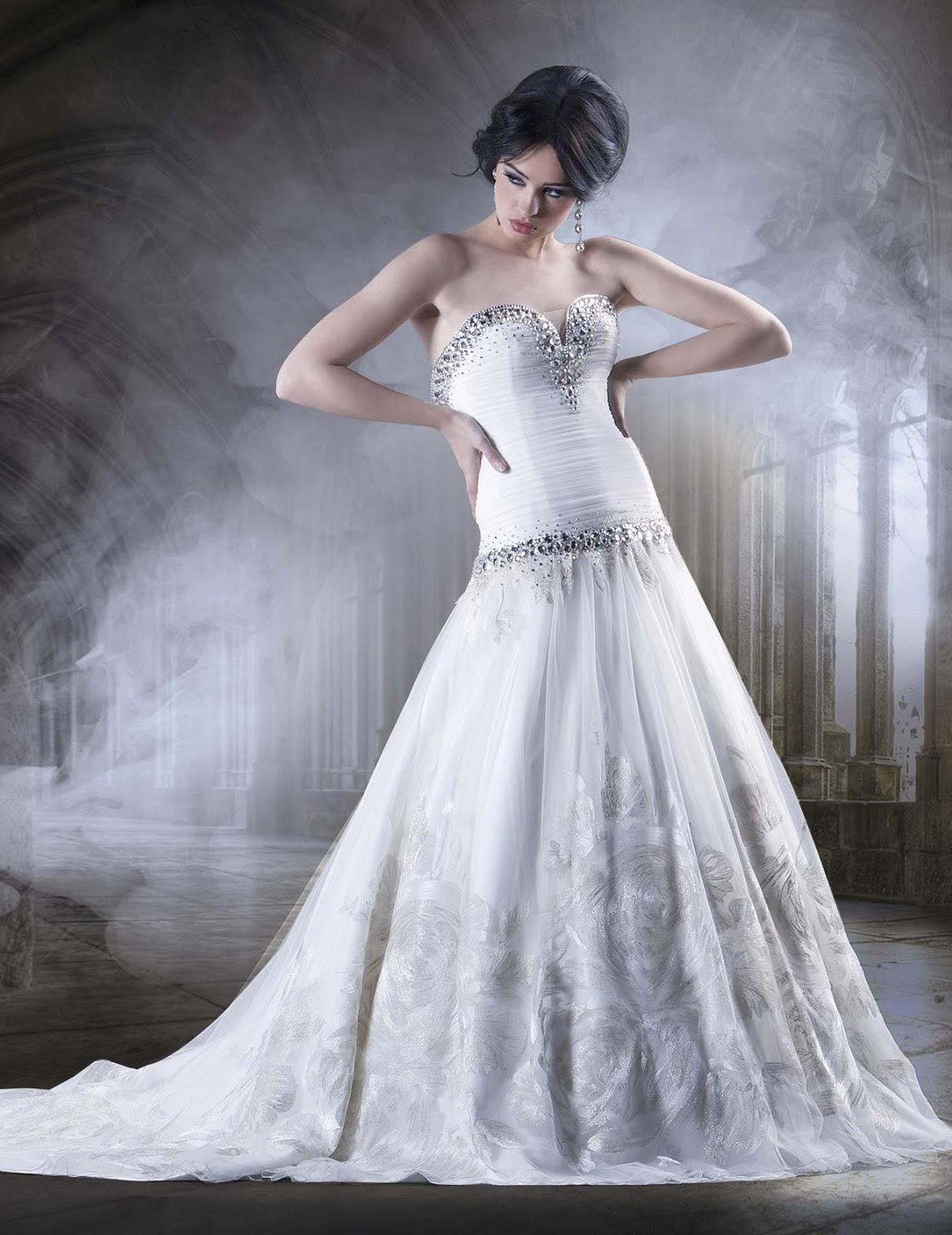 Rabih Edris 2013 Spring Bridal Collection
