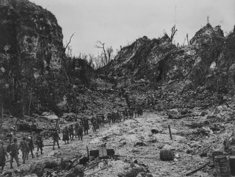 World War II in Pictures: Invasion of Peleliu
