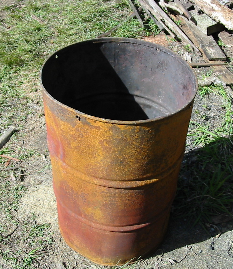 Bruce Teakle 39 S Pages Making Charcoal Biochar In A 200