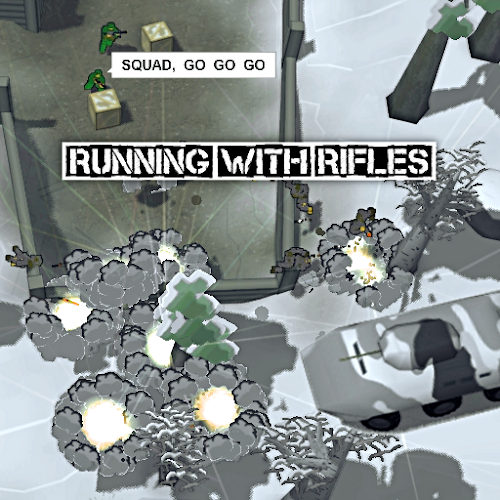 Running With Rifles PC Full