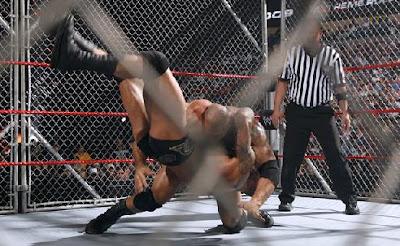 Batista Vs Randy Orton
