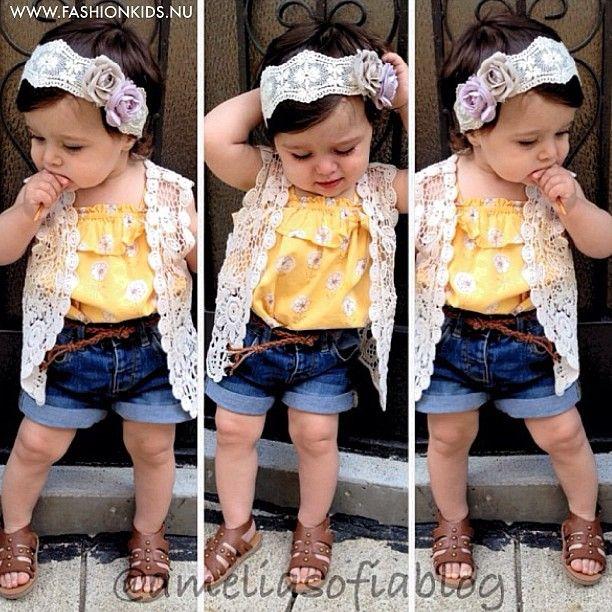 Très Photo vêtement bébé fille swag - Bébé et décoration - Chambre bébé  LB61